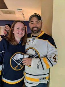hockey, veteran, buffalo ny, sabres